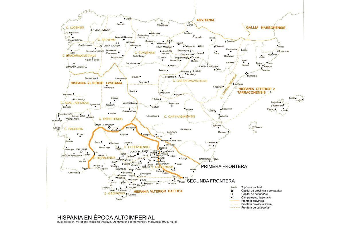 Rutas del Teatro en Andaluca
