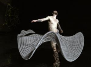 "FRANÇOIS CHAIGNAUD / THE NORWEGIAN NATIONAL COMPANY OF CONTEMPORARY DANCE / CARTE BLANCHE ""Soufflette"""