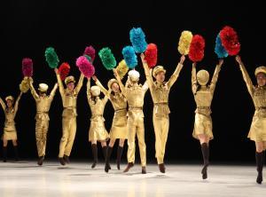 "EUN-ME AHN COMPANY ""North Korea Dance"""