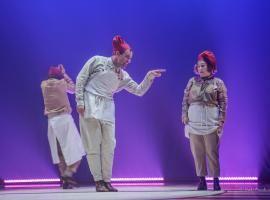 Hansel y Gretel de la Cía. Borobil teatro para la familia