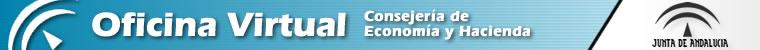 Oficina Virtual de la Consejería de Hacienda y Financiación Europea