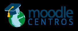 Logo Moodle Centros
