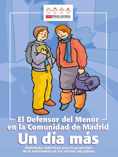Un día Más. Defensor del menor Madrid