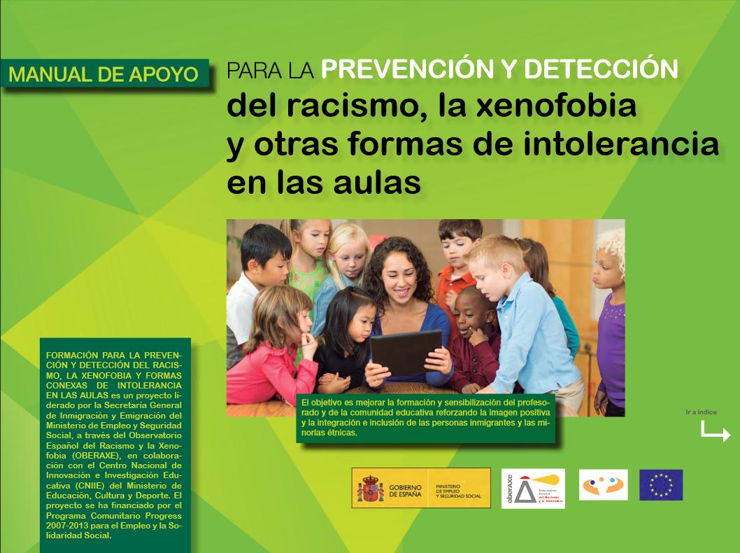 Oberaxe. Manual contra Racismo y xenofobia (ManualPreveRacismo.jpg)