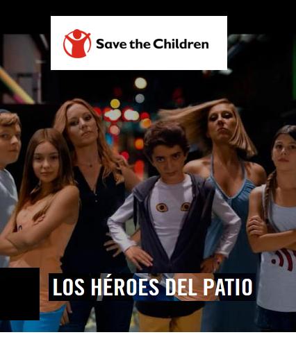Héroes del patio
