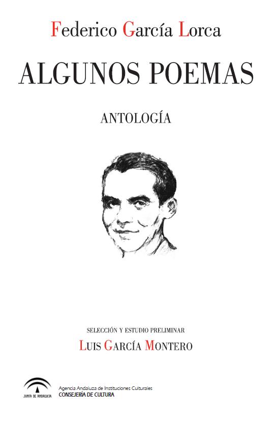 Lorca. Algunos poemas