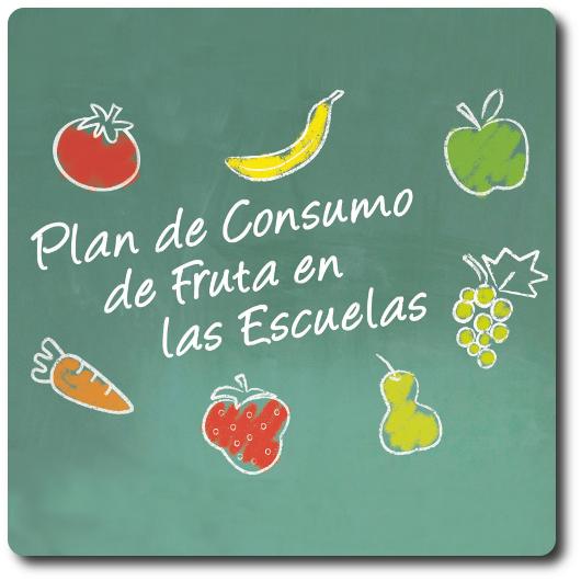 Image result for plan de consumo de fruta y hortalizas 2016 - 2017