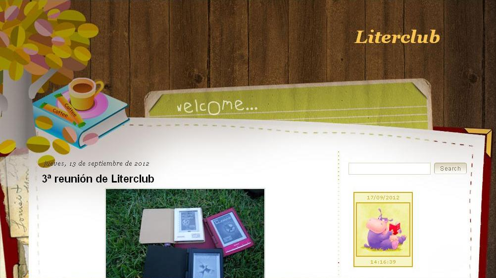 Blog el club de lectura (blog del club de lectura.JPG)