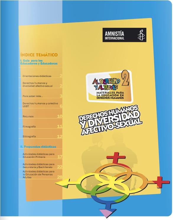 Amnistía Internacional materiales