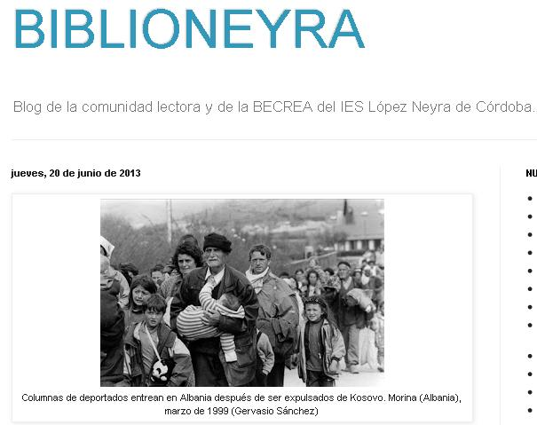 Blog del IES López Neyra