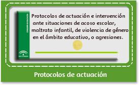 Protocolos de actuación en casos de acoso, violencia de género y agresiones