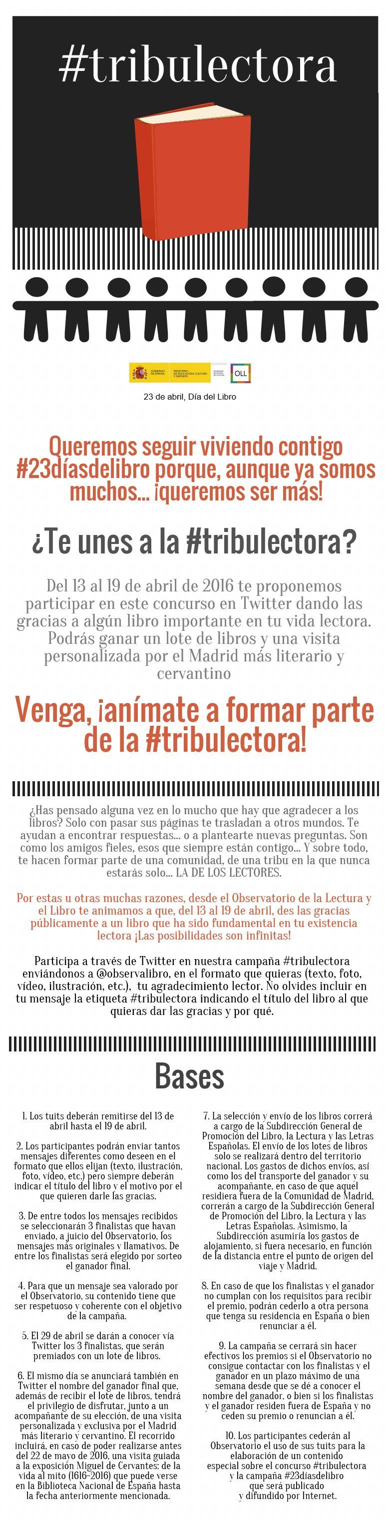 Bases #tribulectora