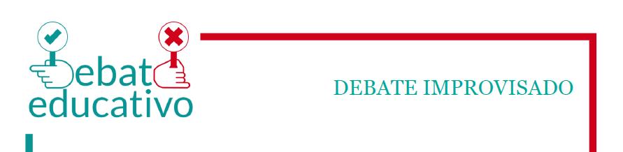 Debate_improvisado