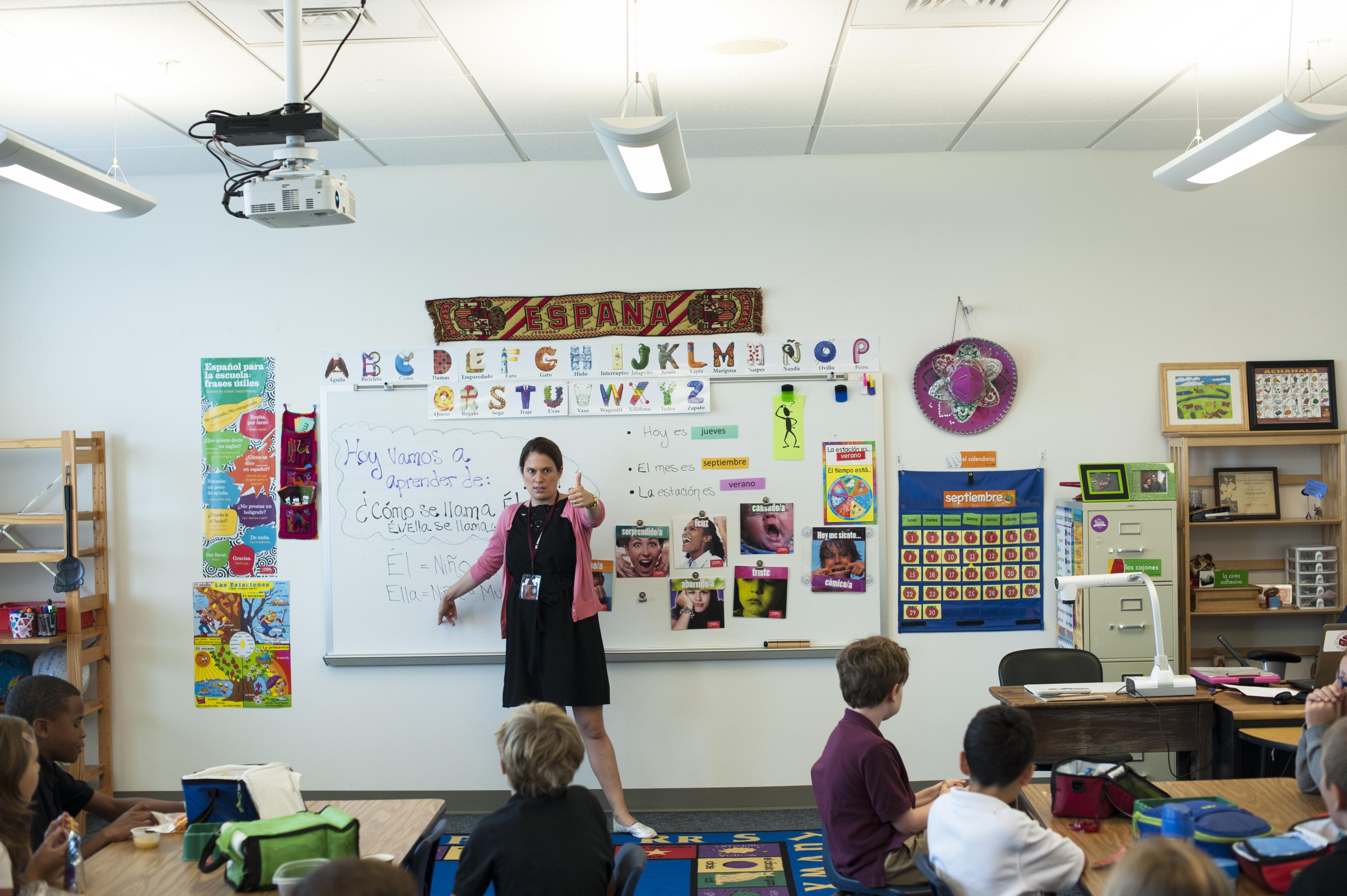 Teaching at St. Anne¿s (Teaching at St. Anne
