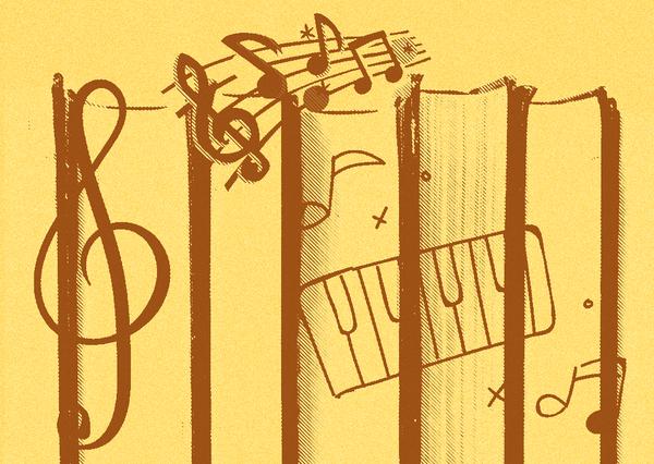Musica y bibliotecas