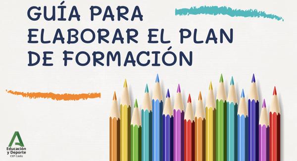Foto guía Plan de Formación