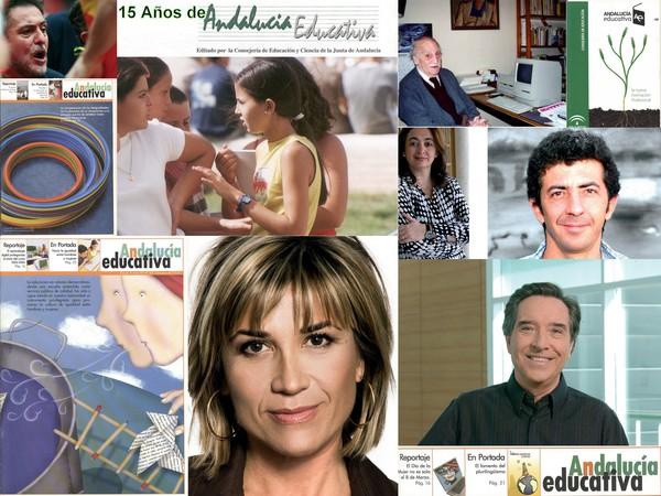 15 años de Andalucía Educativa