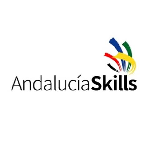 Logo andalucia skills 2022-23 para portada