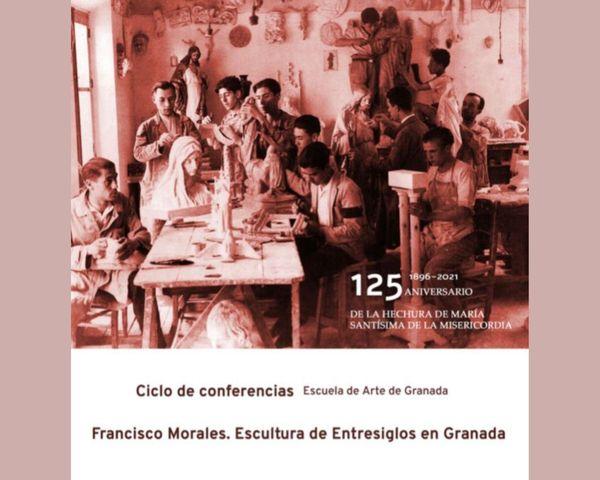 Ciclo conferencias F Morales
