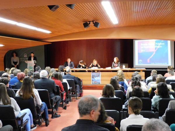 Entrega de Premios Buenas Prácticas en Enseñanza Bilingüe