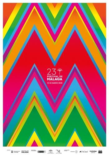 cartel festival de malaga