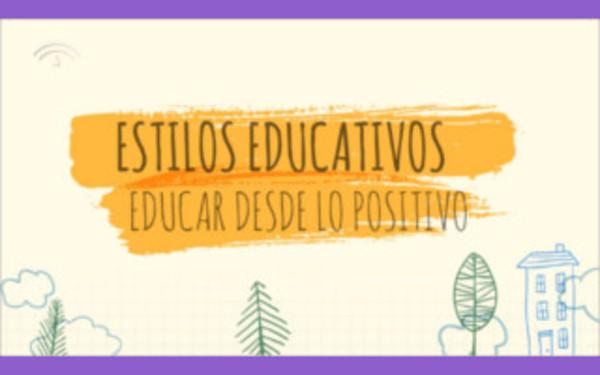 Banner_Estilos Educativos_Educar desde lo positivo