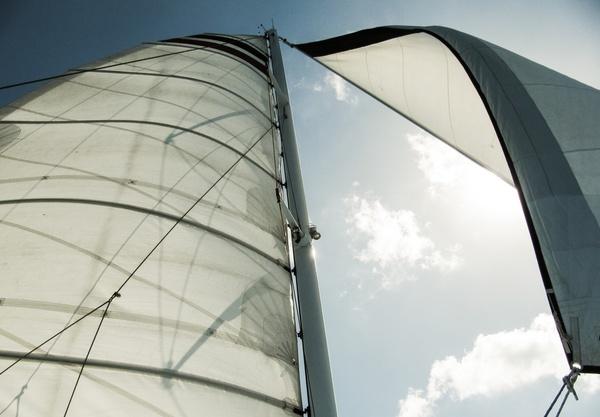 Vela de barco