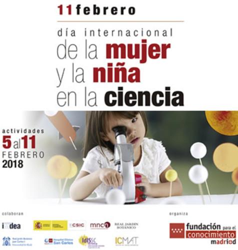 11 febrero Mujer y Ciencia MEC