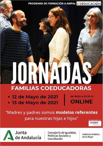 Cartel-Jornadas_Familias Coeducadoras