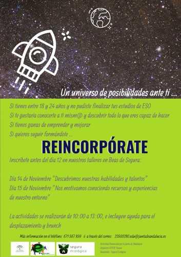 Proyecto PROEDUCA-REINCORPÓRATE