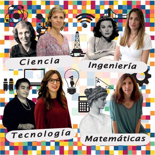 Mujer ciencia y tecnología IAM