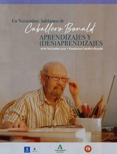 En Noviembre hablamos de Caballero Bonald. APRENDIZAJES Y (DES)APRENDIZAJES
