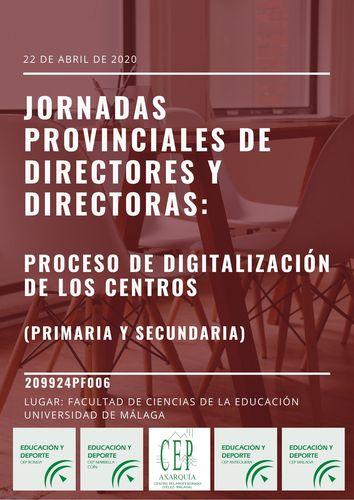 JORNADAS DIRECTORES