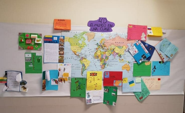 El mundo en una clase