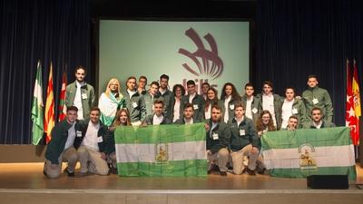imagen Inauguración SpainSkills10