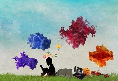 Bibliotecas escolares y Creatividad