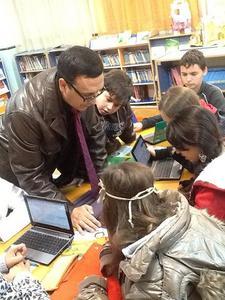 Biblioteca escolar.Desde la utopía a la realidad de los centros