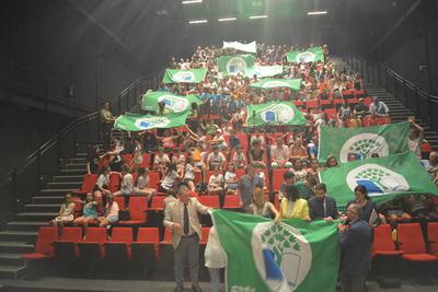 imagen Acto de Entrega Bandera Verde 2019
