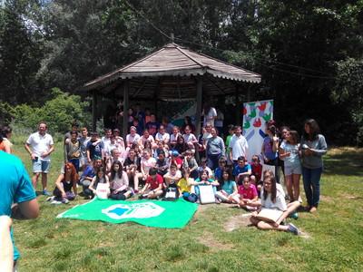 imagen XII Encuentro de Alumnado de la Red Andaluza de Ecoescuelas