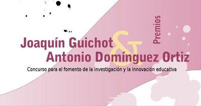 PREMIOS JOAQUÍN GUICHOT Y ANTONIO DOMÍNGUEZ ORTIZ