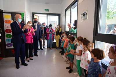 Inauguración CEIP Albolote