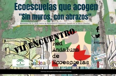 imagen VII Encuentro Regional Red Andaluza de Ecoescuelas