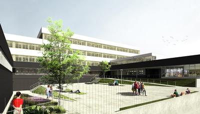 Nuevo instituto en Las Lagunas de Mijas