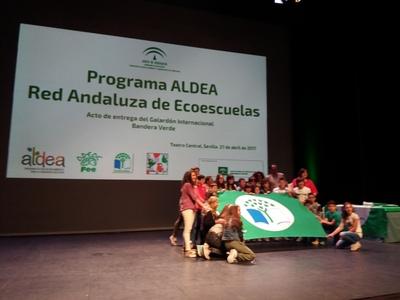 imagen Acto de entrega Galardón Bandera Verde 2017