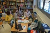 Biblioteca CEIP Nebrixa
