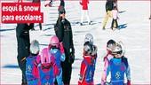 INTURJOVEN: Cursos de esquí y snow para escolares en Sierra Nevada