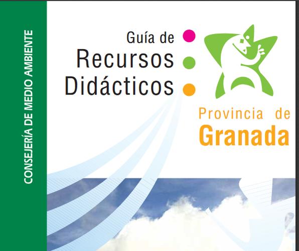 Guía de recursos didácticos provincia de Granada