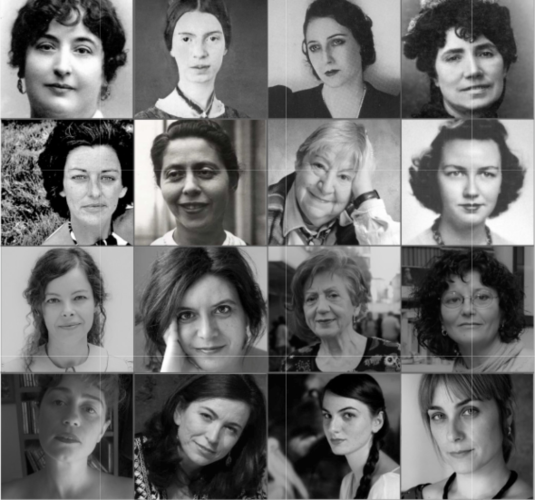 Mujeres escritoras