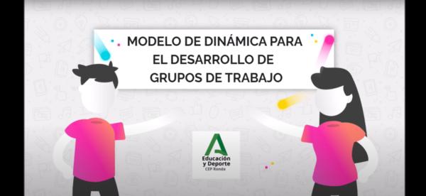 VIDEO TUTORIAL DESARROLLO DE GRUPOS DE TRABAJO