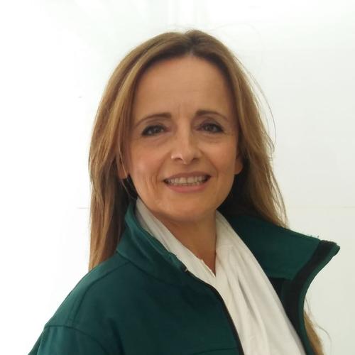 28 FLORISTERÍA: María Isabel Rodríguez Castillo, profesora del IES Galileo Galilei (Córdoba)
